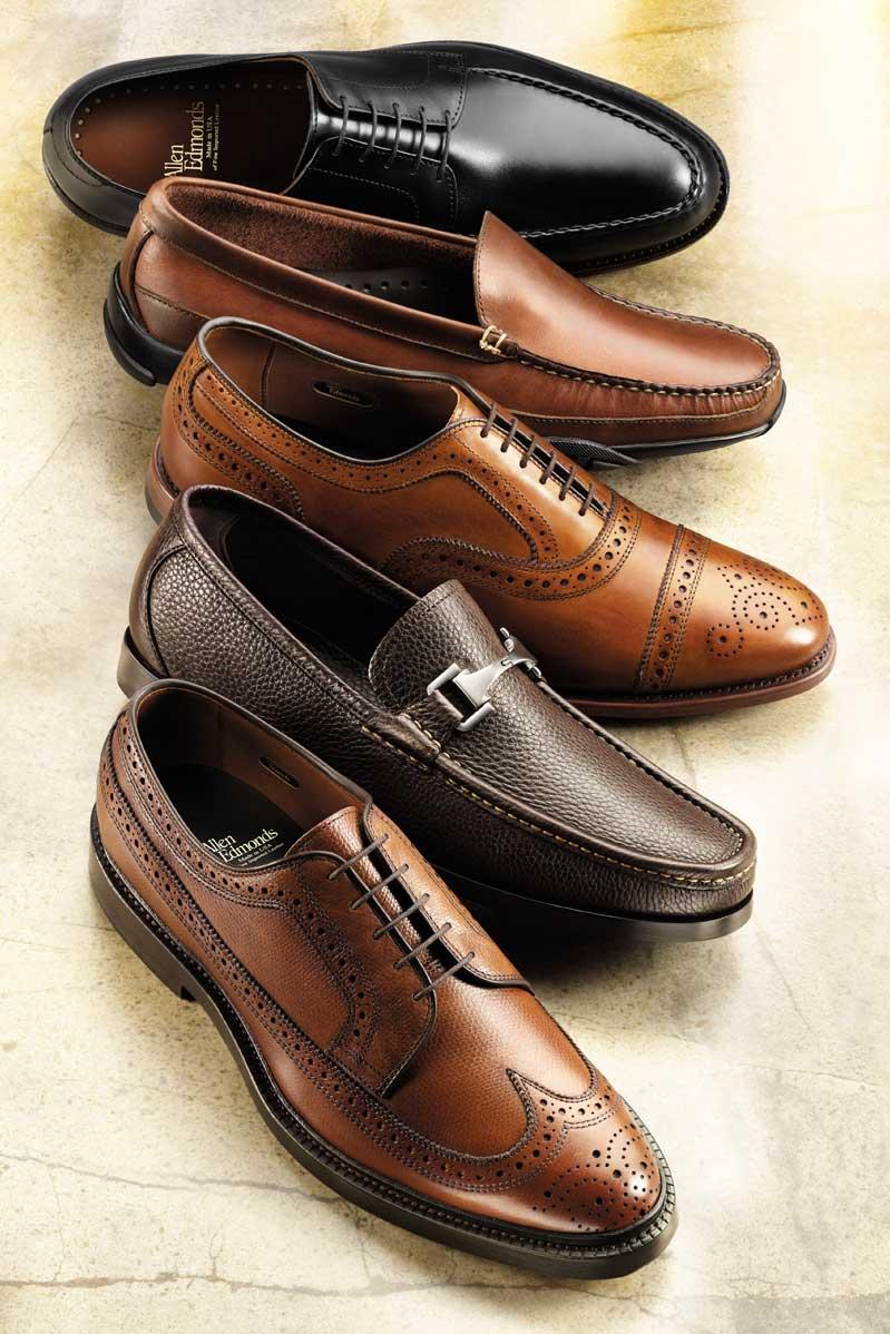 Allen Edmonds Shoes | Ernesto Custom